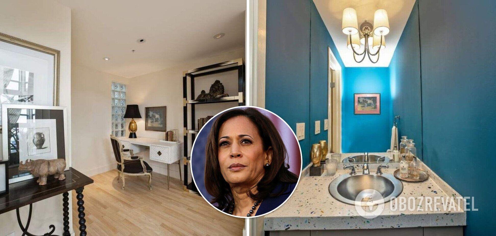 Камала Харрис продала квартиру за $799 тысяч: как она выглядит