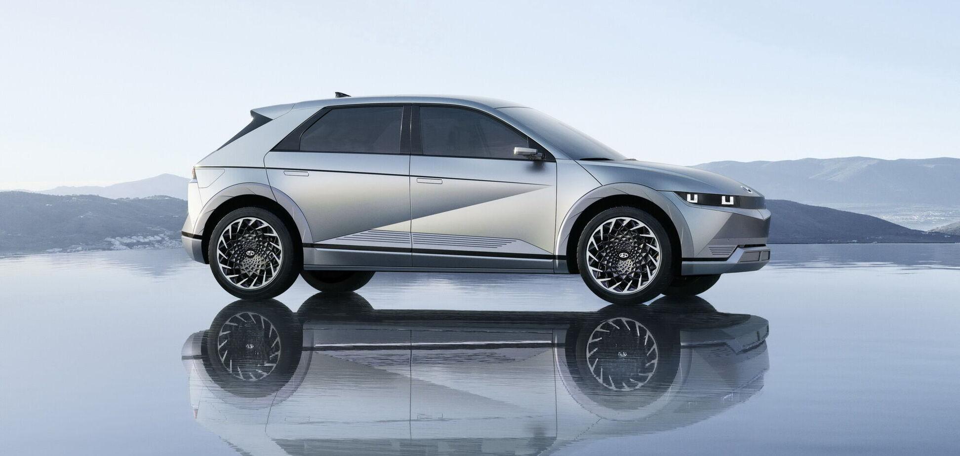 Прощавай, Tesla: Hyundai презентував електромобіль Ioniq 5