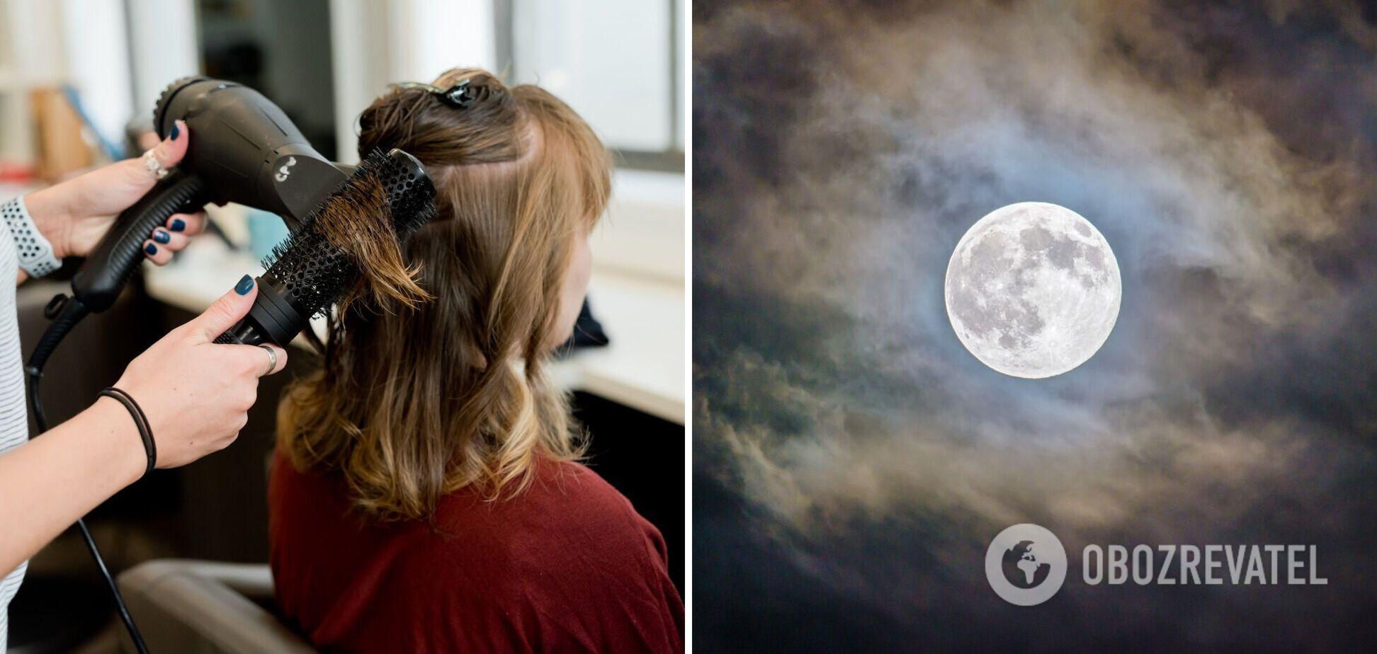 Місячний календар стрижок на березень 2021 року