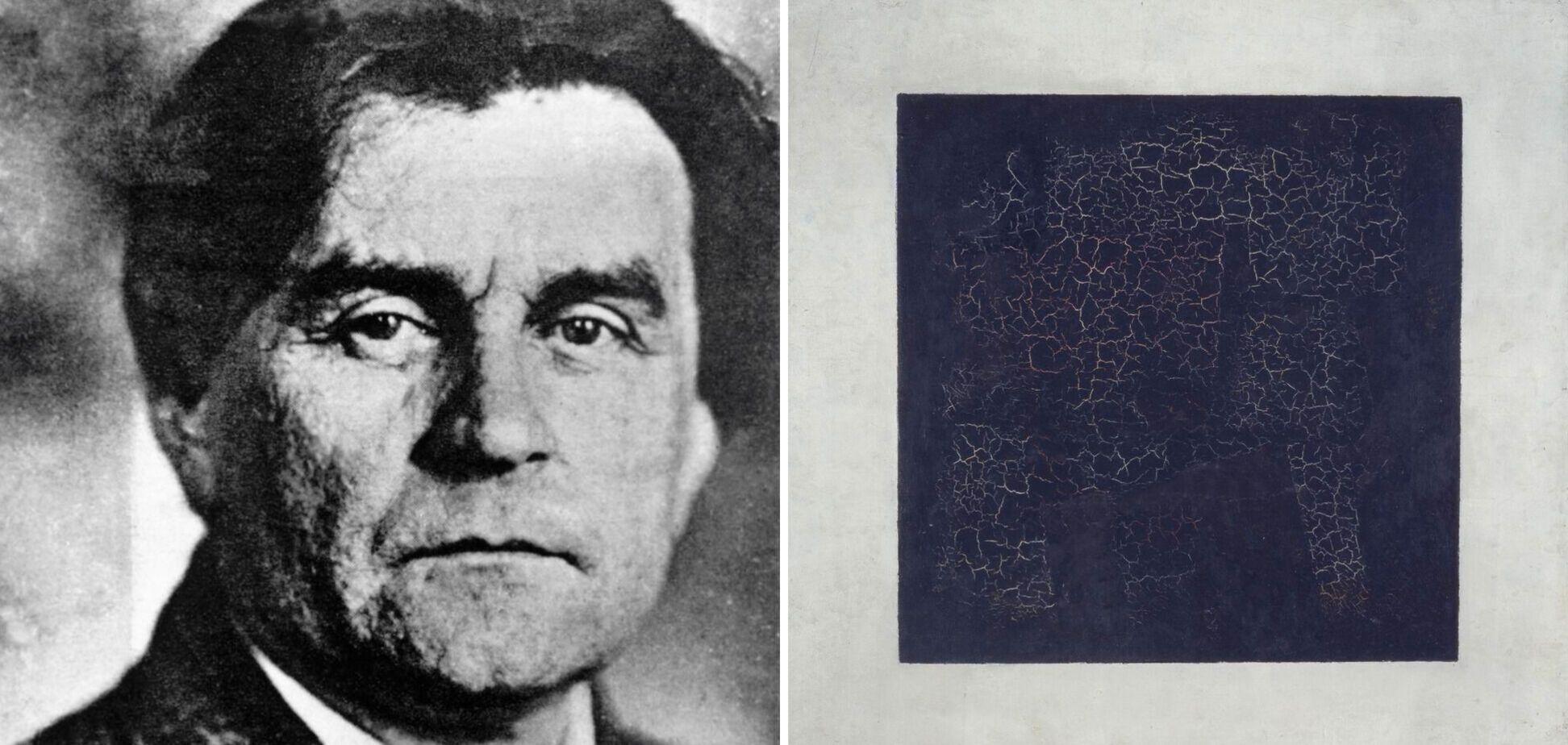 142 роки тому народився Казимир Малевич: 5 цікавих фактів про творця 'Чорного квадрата'