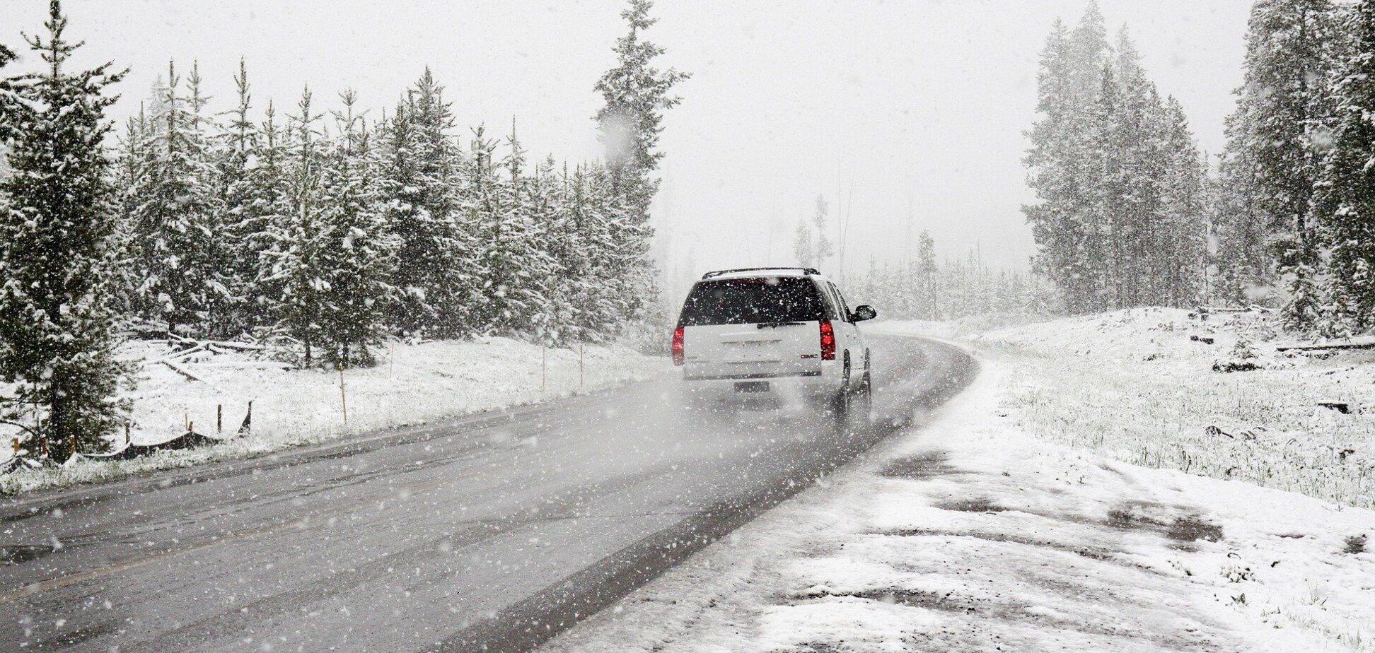 Морози посиляться до -19, місцями випаде сніг із дощем: прогноз погоди в Україні на середу. Карта