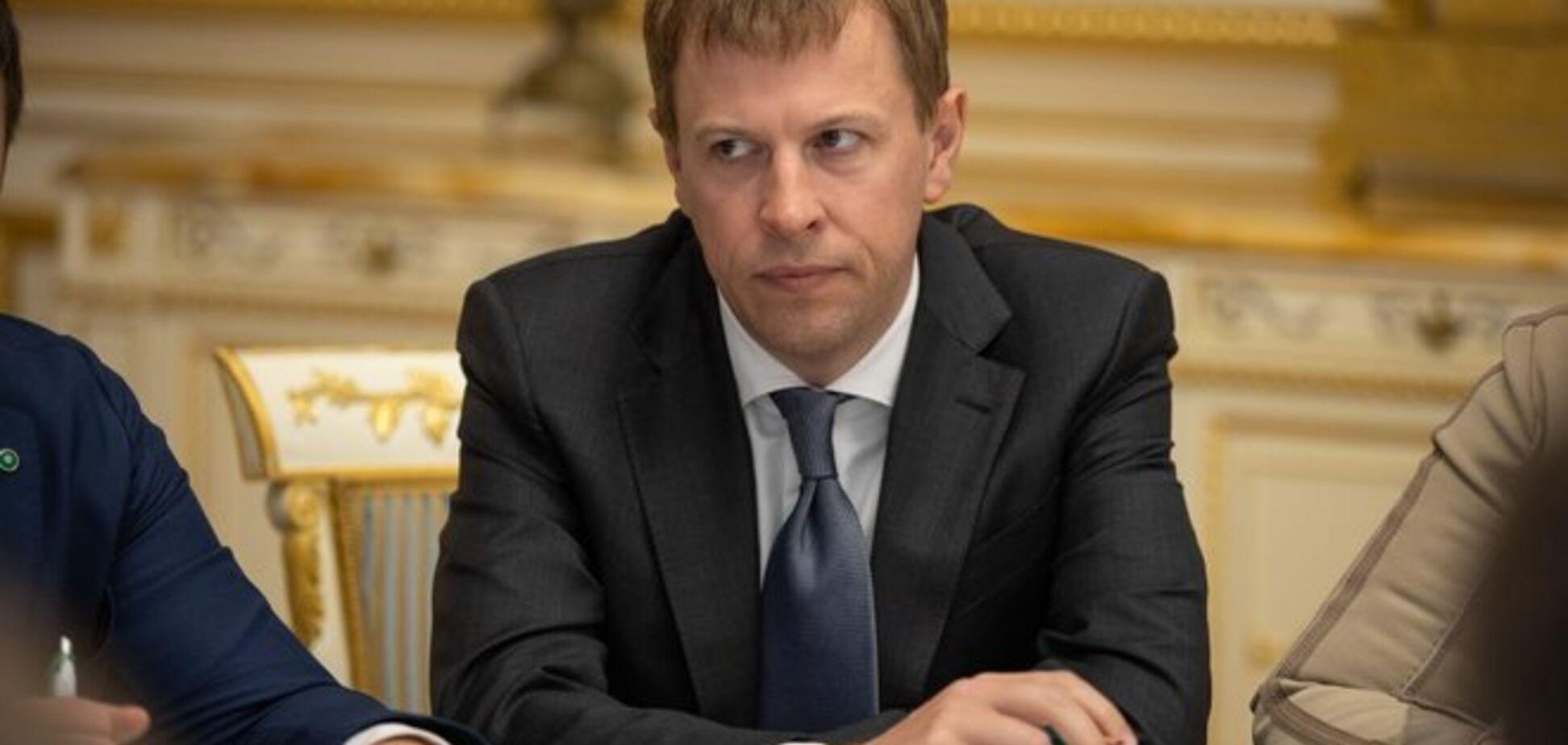 Екснардеп Віталій Хомутиннік