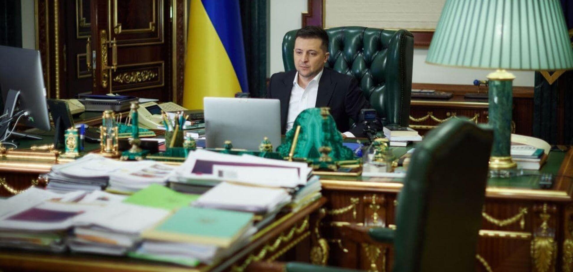 Зеленский назначил Магомедова главой Нацкомиссии по ценным бумагам