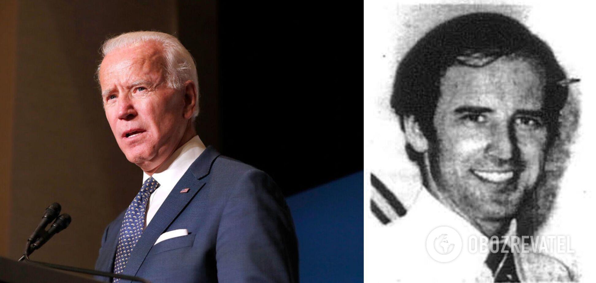46-й президент США Джо Байден