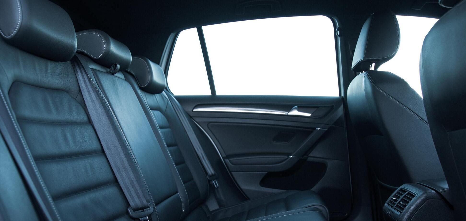 Сидіння в автомобілі