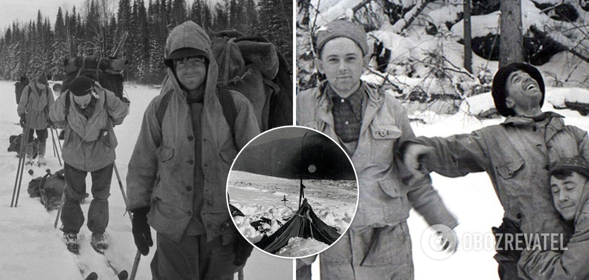 Таємниця перевалу Дятлова: загиблі туристи могли мати при собі зброю