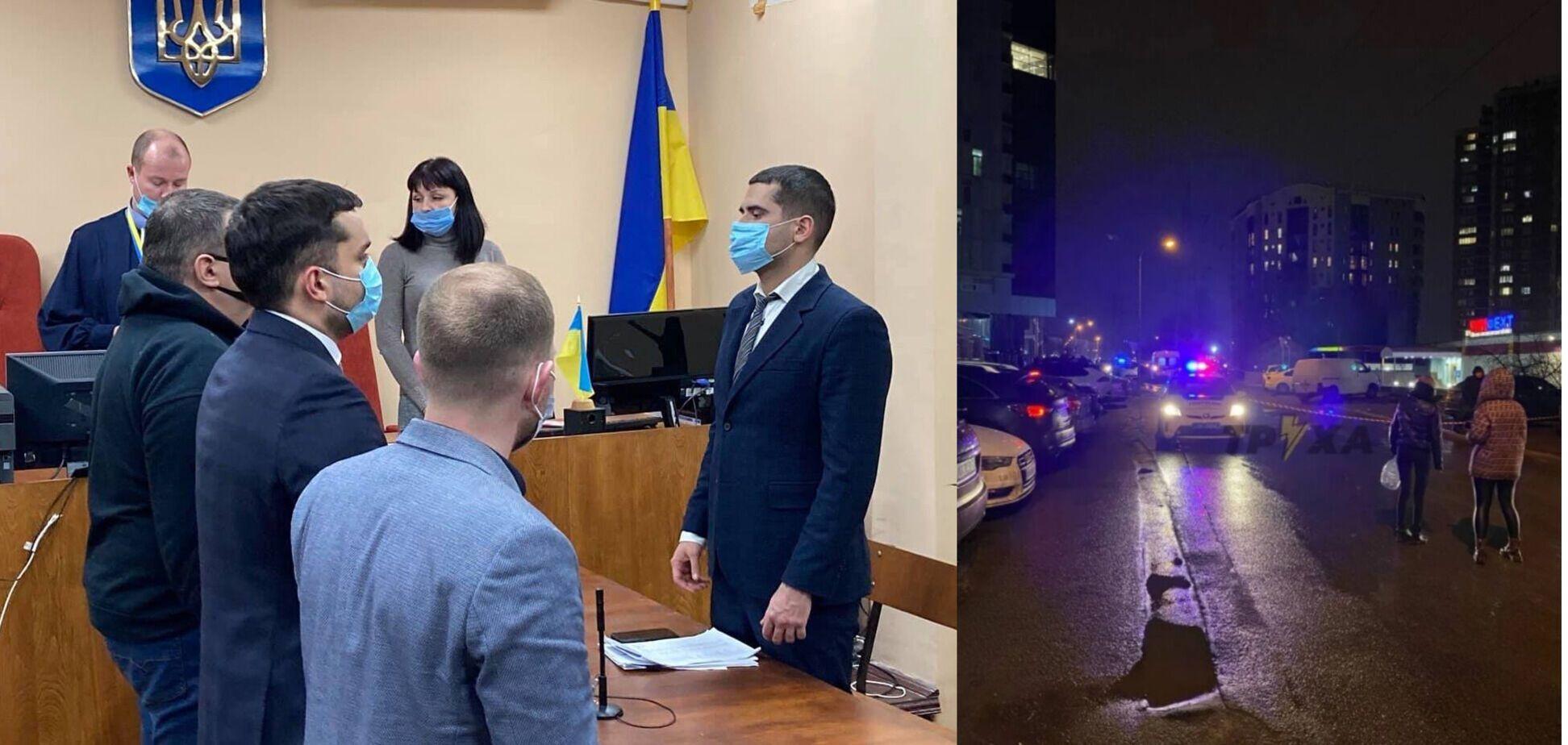 У Харкові заарештували підозрюваного в убивстві під супермаркетом: він пояснив причину вчинку