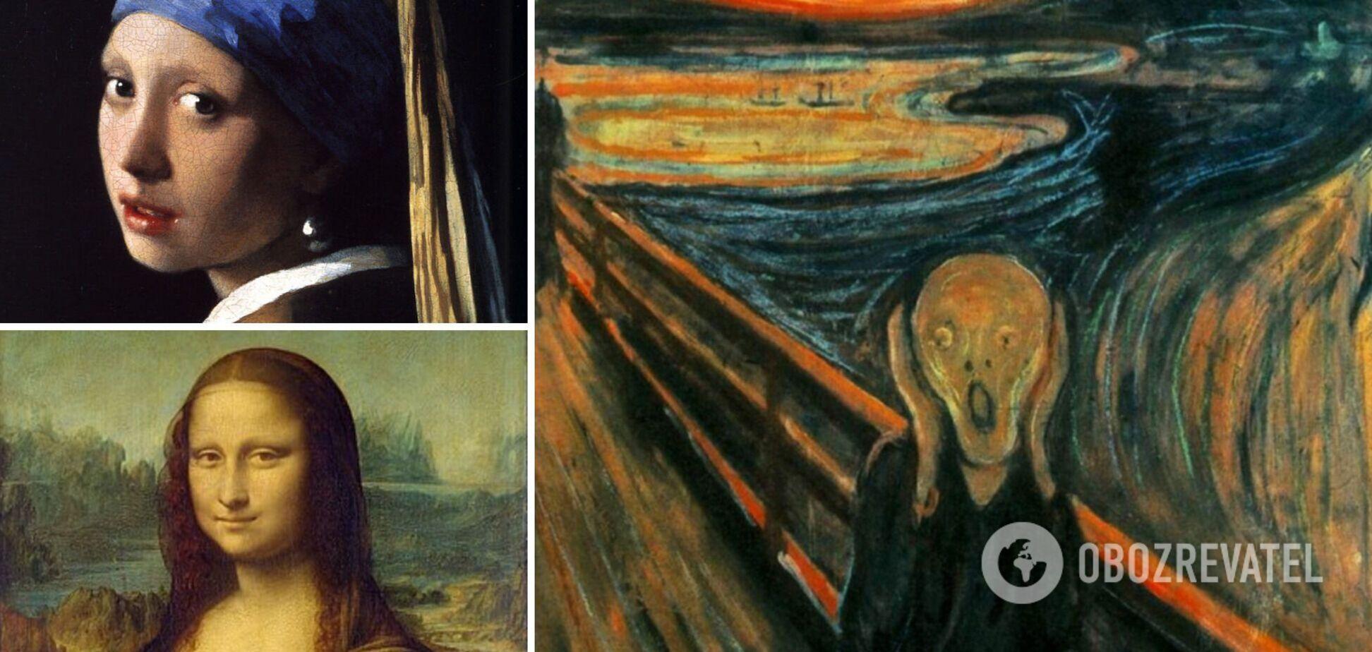 Таємниці світових шедеврів, які розсекретили дослідники мистецтва