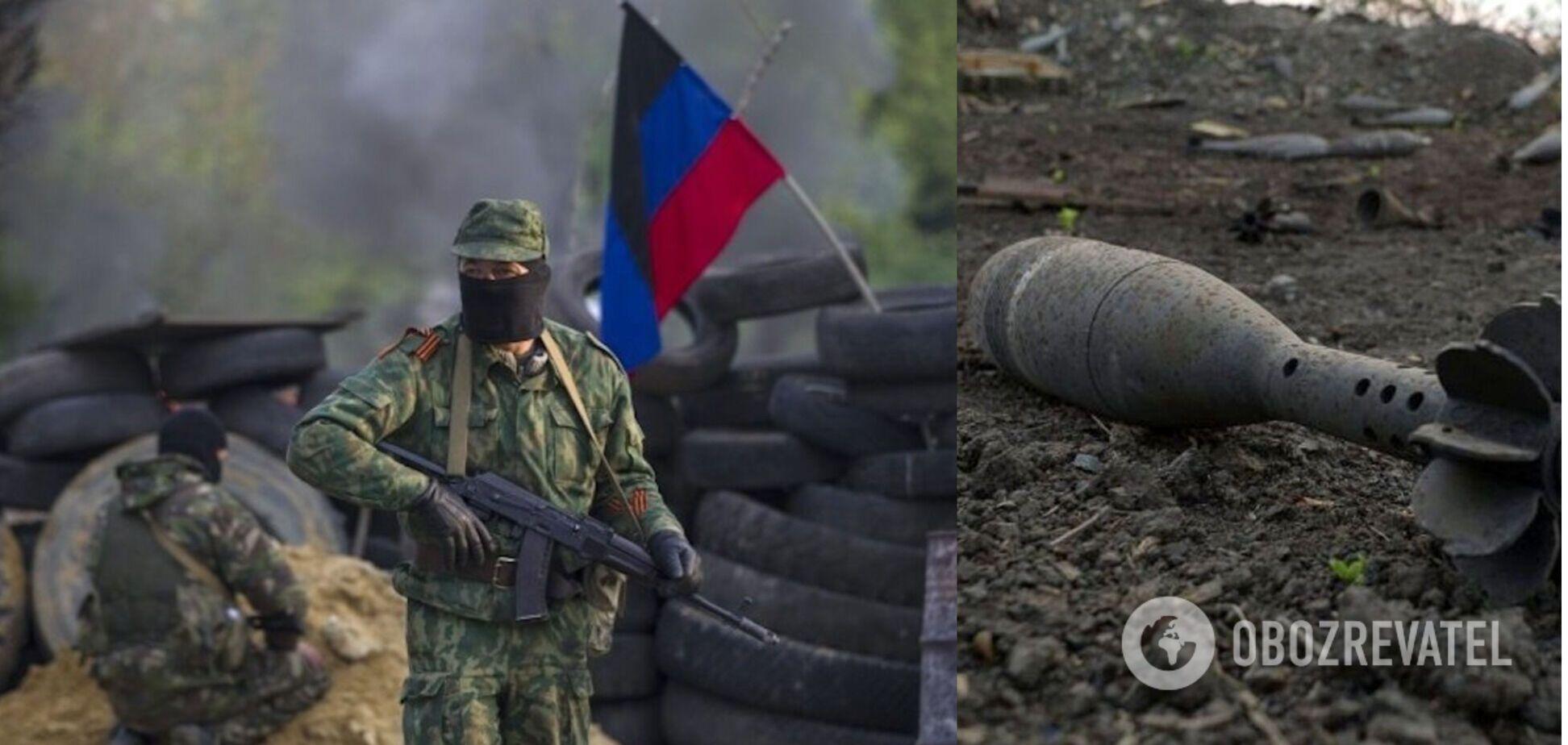 На Донбасі під обстрілами терористів загинув мирний житель