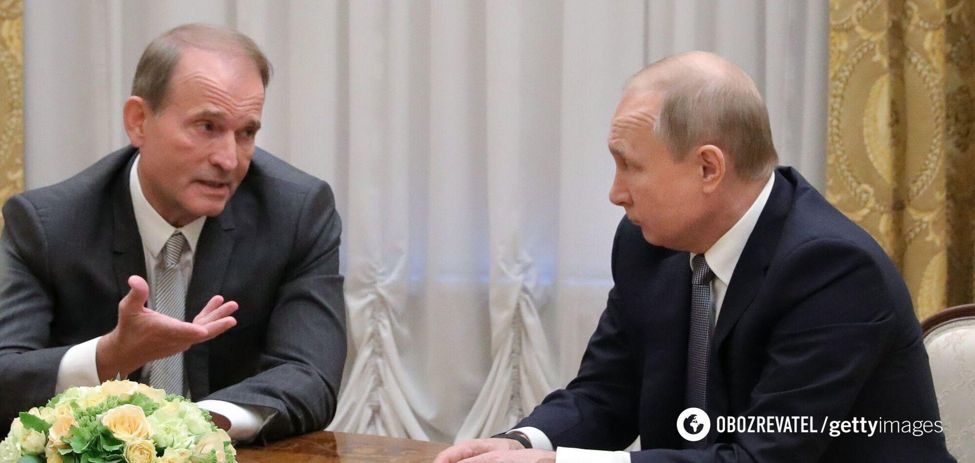 Путин не будет мстить за Медведчука, но Украине ответит, – Гармаш