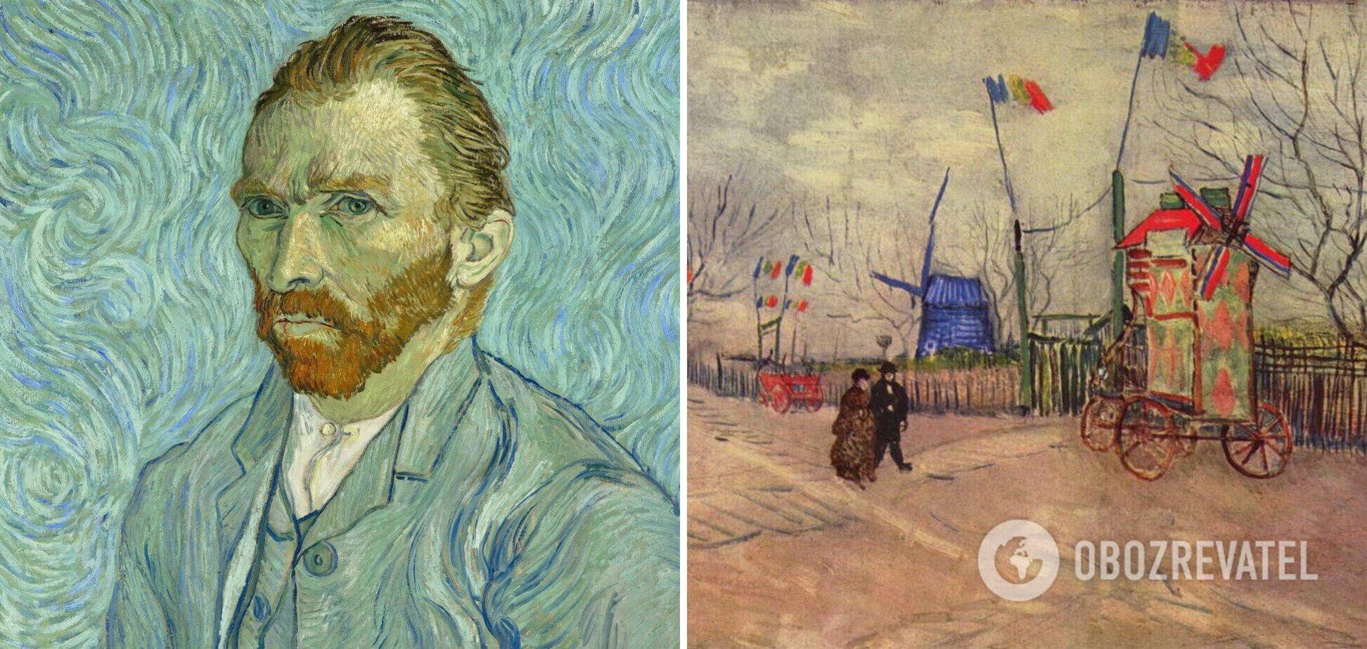 Легендарную картину Ван Гога впервые представят публике
