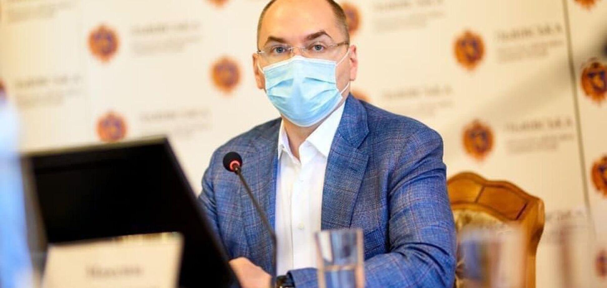 Украина присоединится к испытаниям спрея против COVID-19