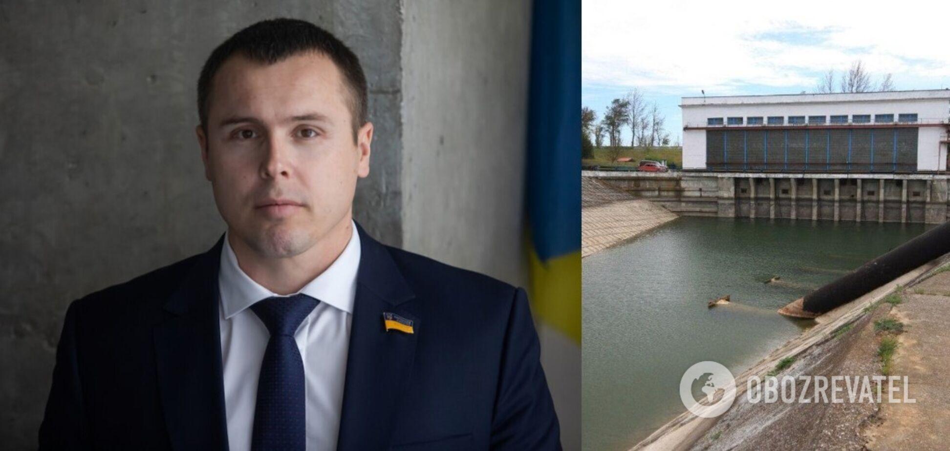 У 'Голосі' заявили про небезпеку недобудови дамби на Північно-Кримському каналі