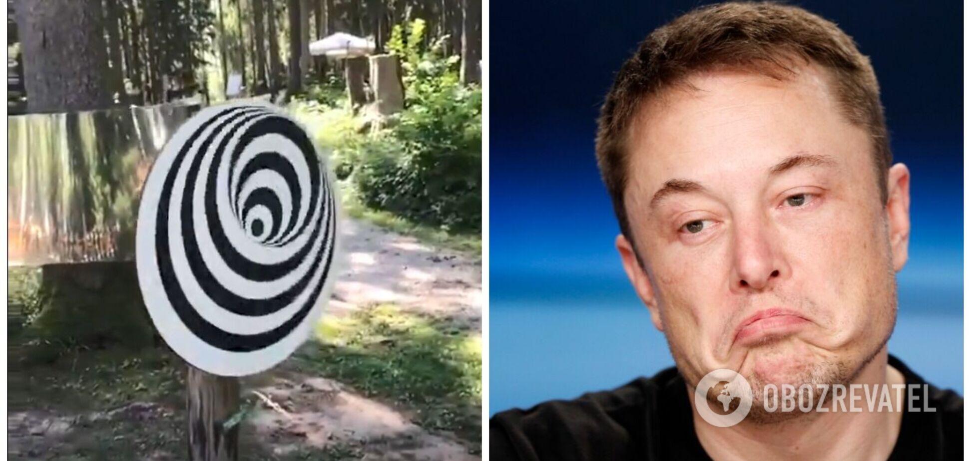 Нова оптична ілюзія з обертовим кругом зламала голову багатьом: оцінив навіть Маск