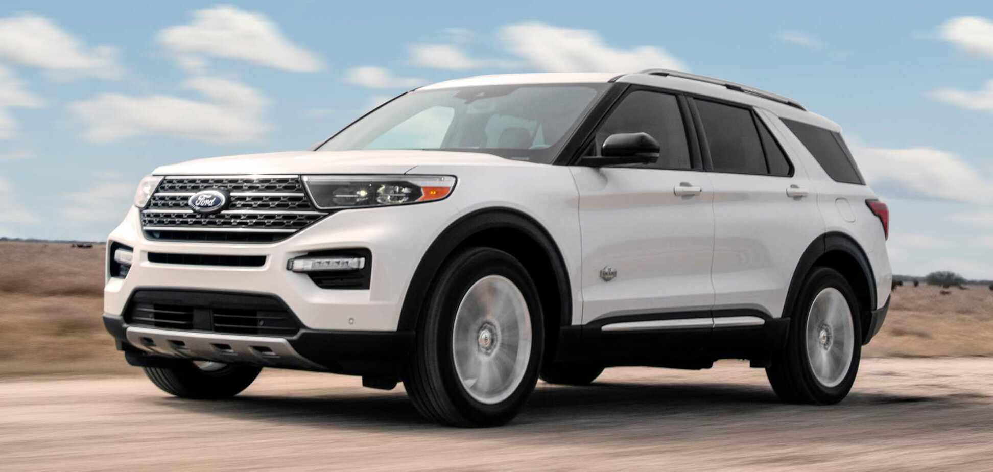 Ford Explorer King Ranch