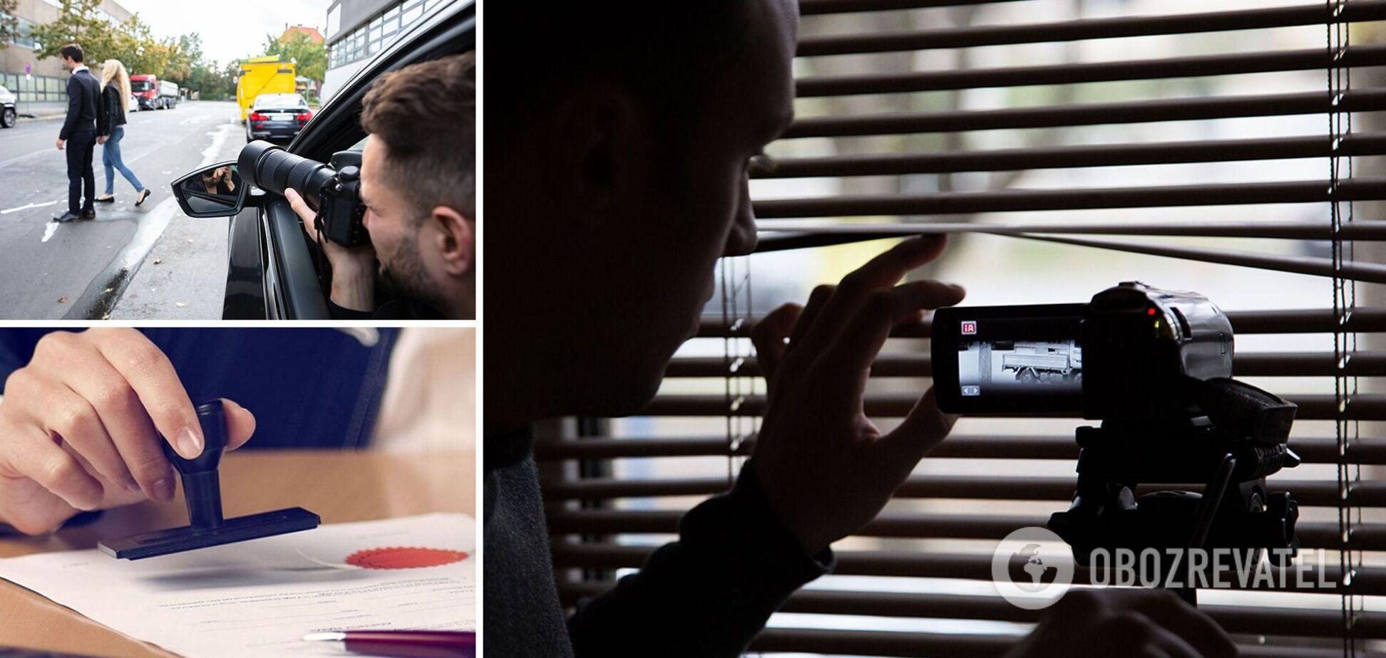 Рада разрешит 'шпионить' за украинцами: как изменят работу частных детективов и кто под прицелом