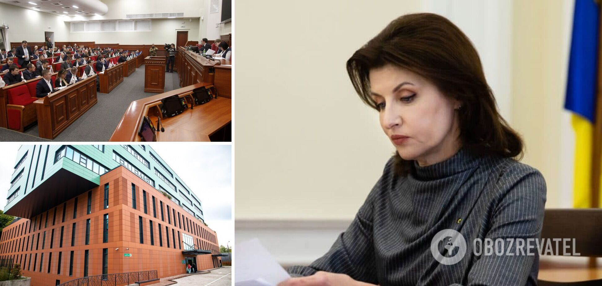 'ЕС' в Киевсовете выступила против разрушения медучреждений и передачи их под застройку