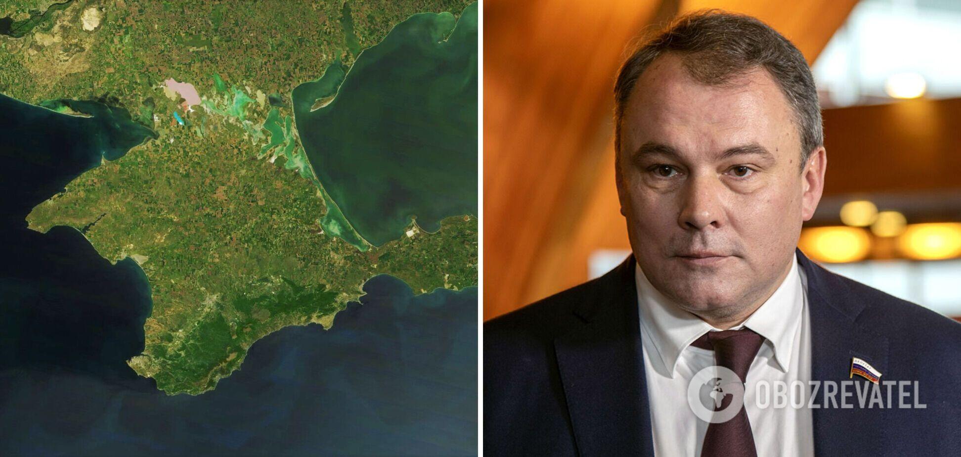 Представник РФ – про Крим: він ніколи не повернеться в Україну, потрібен час, щоб це зрозуміти