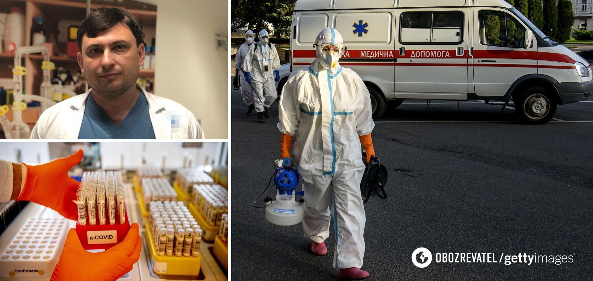 Заболеваемость COVID-19 в Украине вновь будет расти: Бриль назвал причины