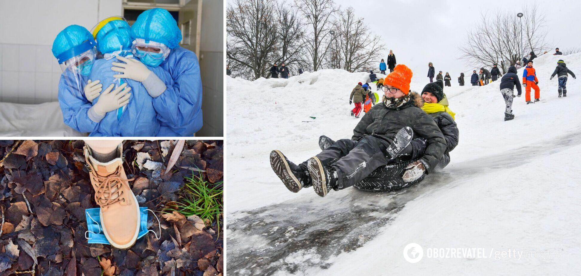 В Украине за сутки COVID-19 заболели сотни детей и медиков