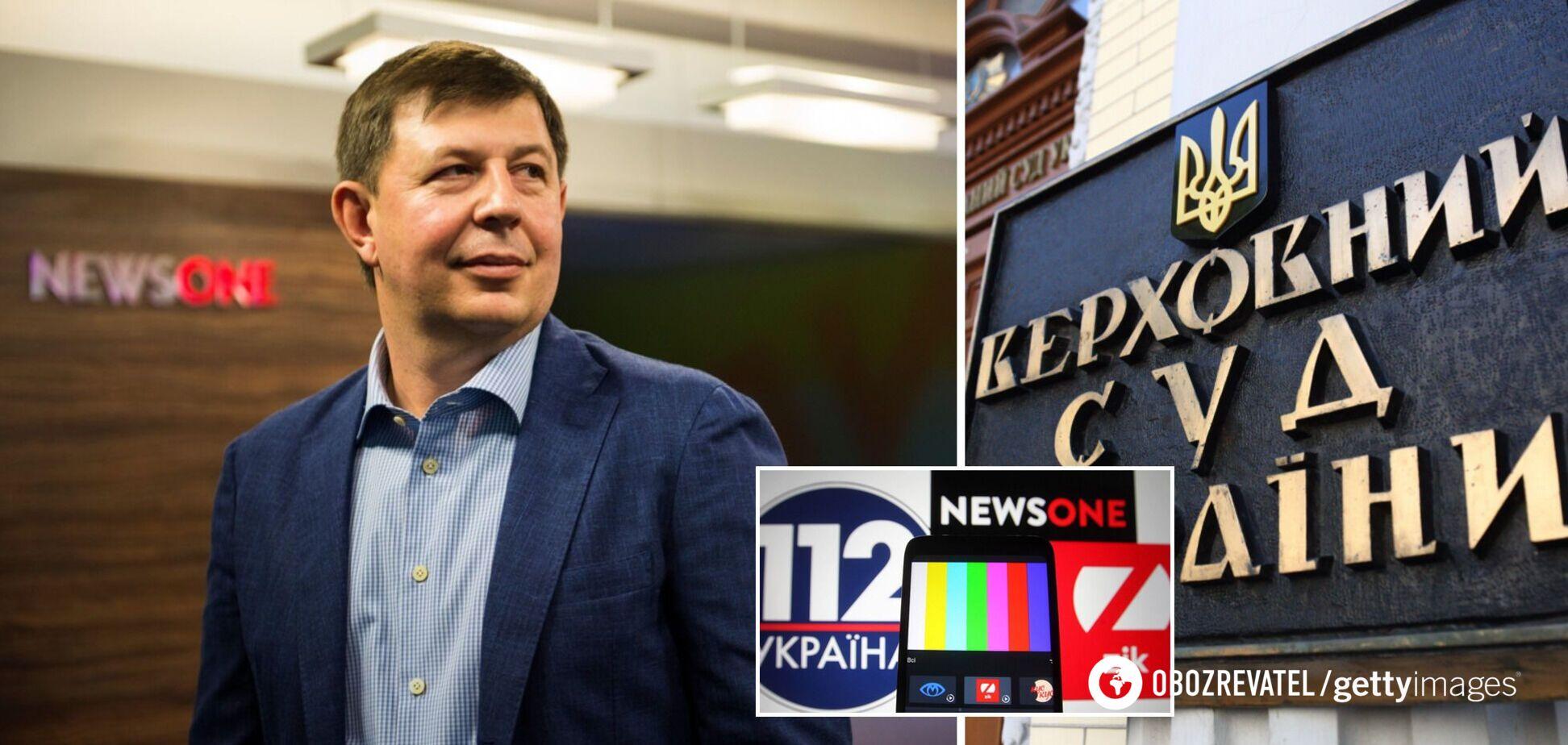 Козак подал иск в Верховный суд из-за санкций СНБО