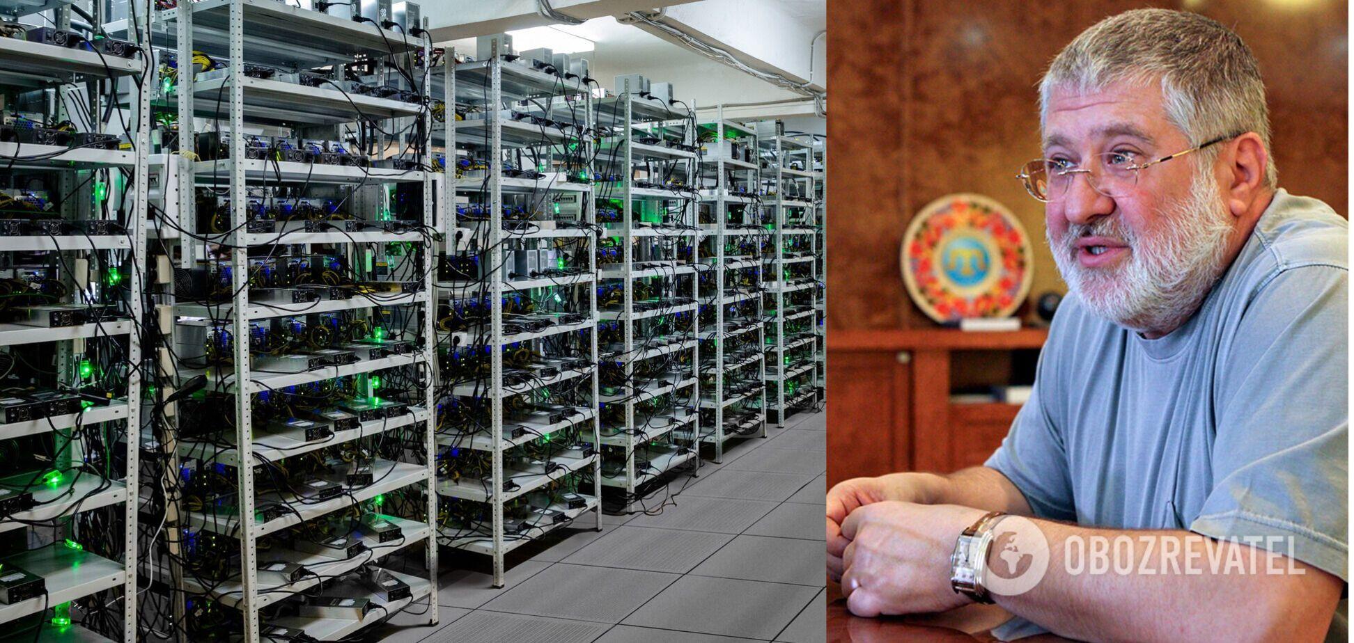 Коломойський заявив суду, що вклав у майнінг криптовалюти 50 млн доларів