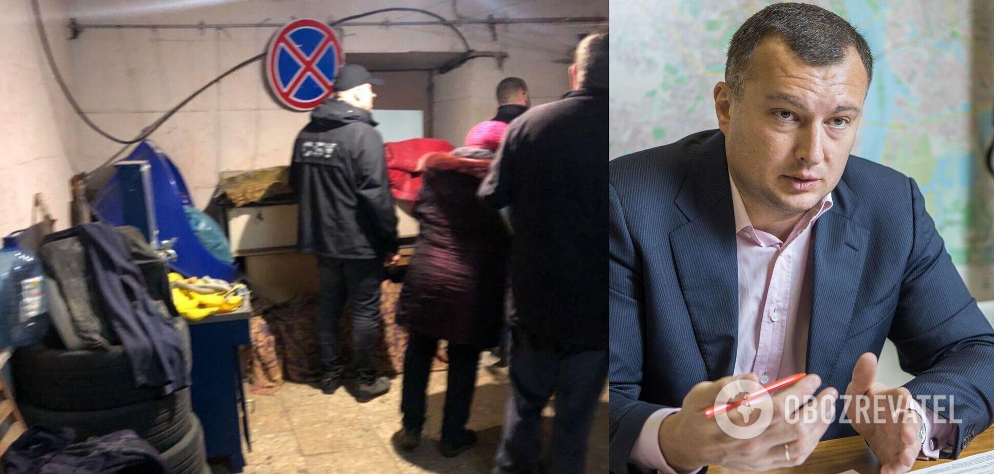 В Украине раскрыто резонансное похищение главы 'Нефтегаздобыча': его 3 года держали в подвале