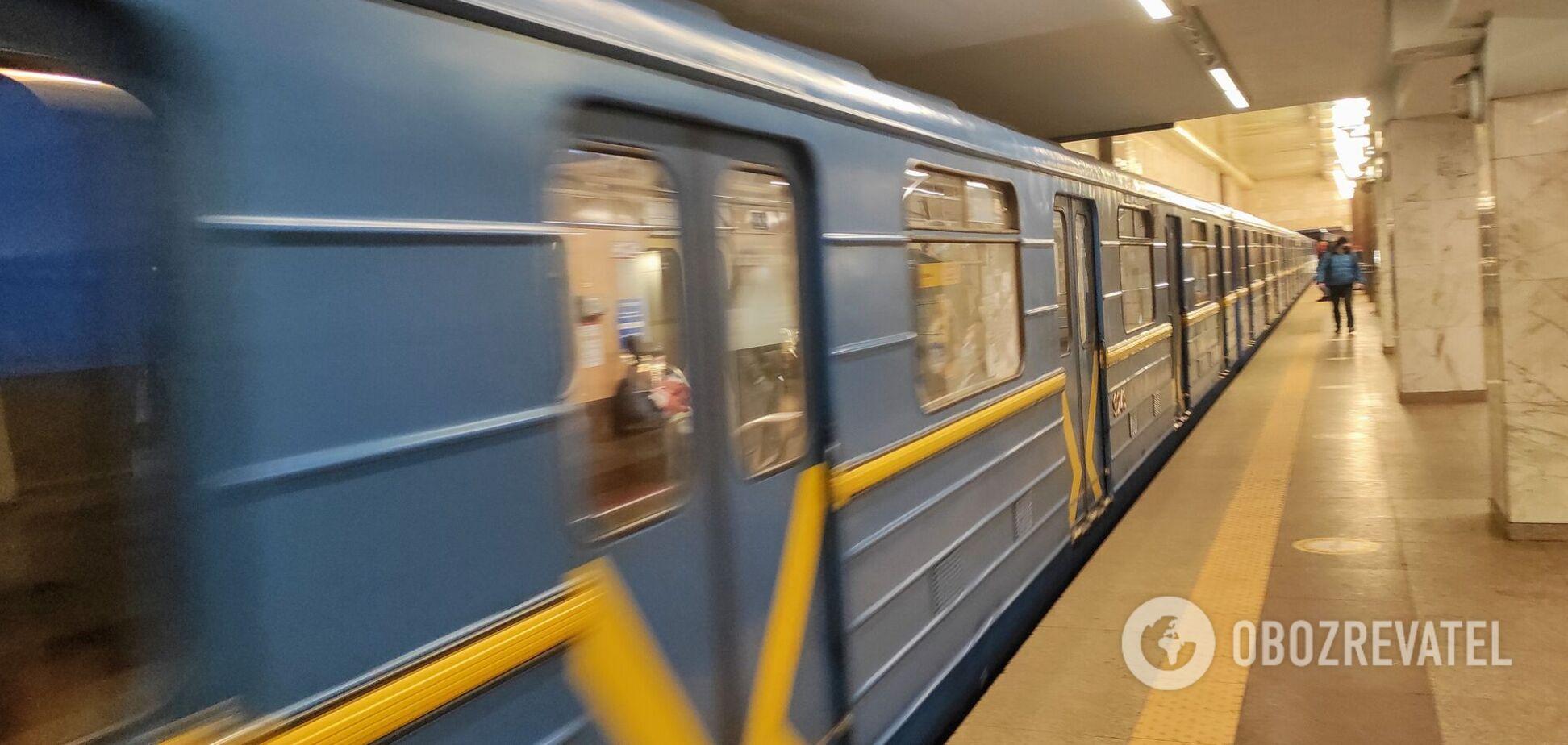 У метрополітені хочуть уникнути масового скупчення пасажирів на станціях