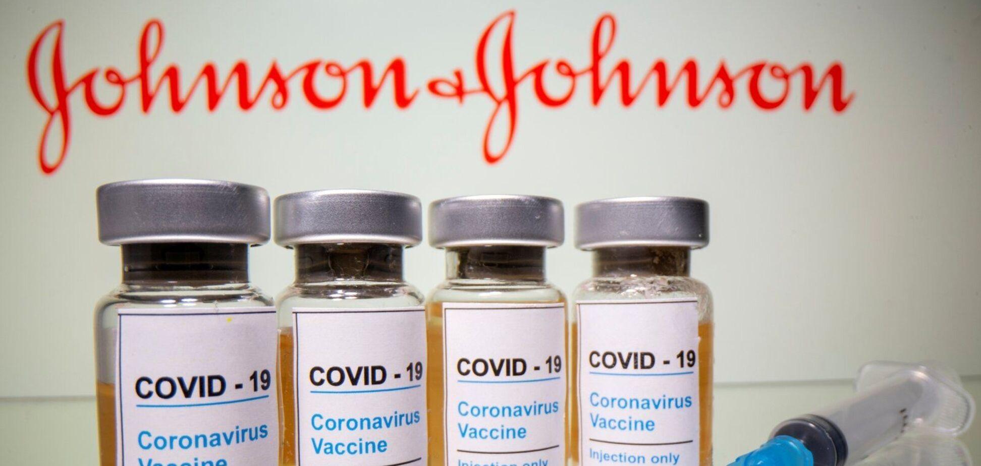 Перша країна схвалила вакцину від коронавірусу Johnson & Johnson