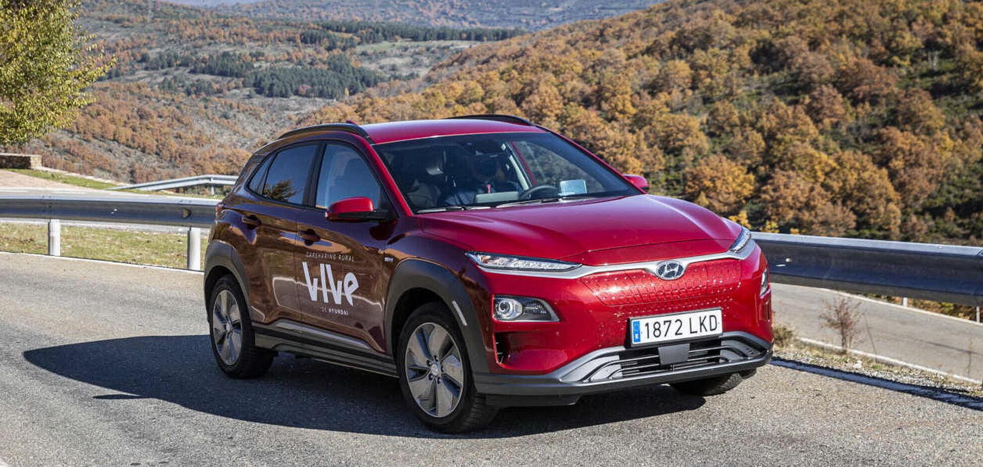 Відкликання електричних Hyundai Kona EV обійдеться компанії у $900 млн