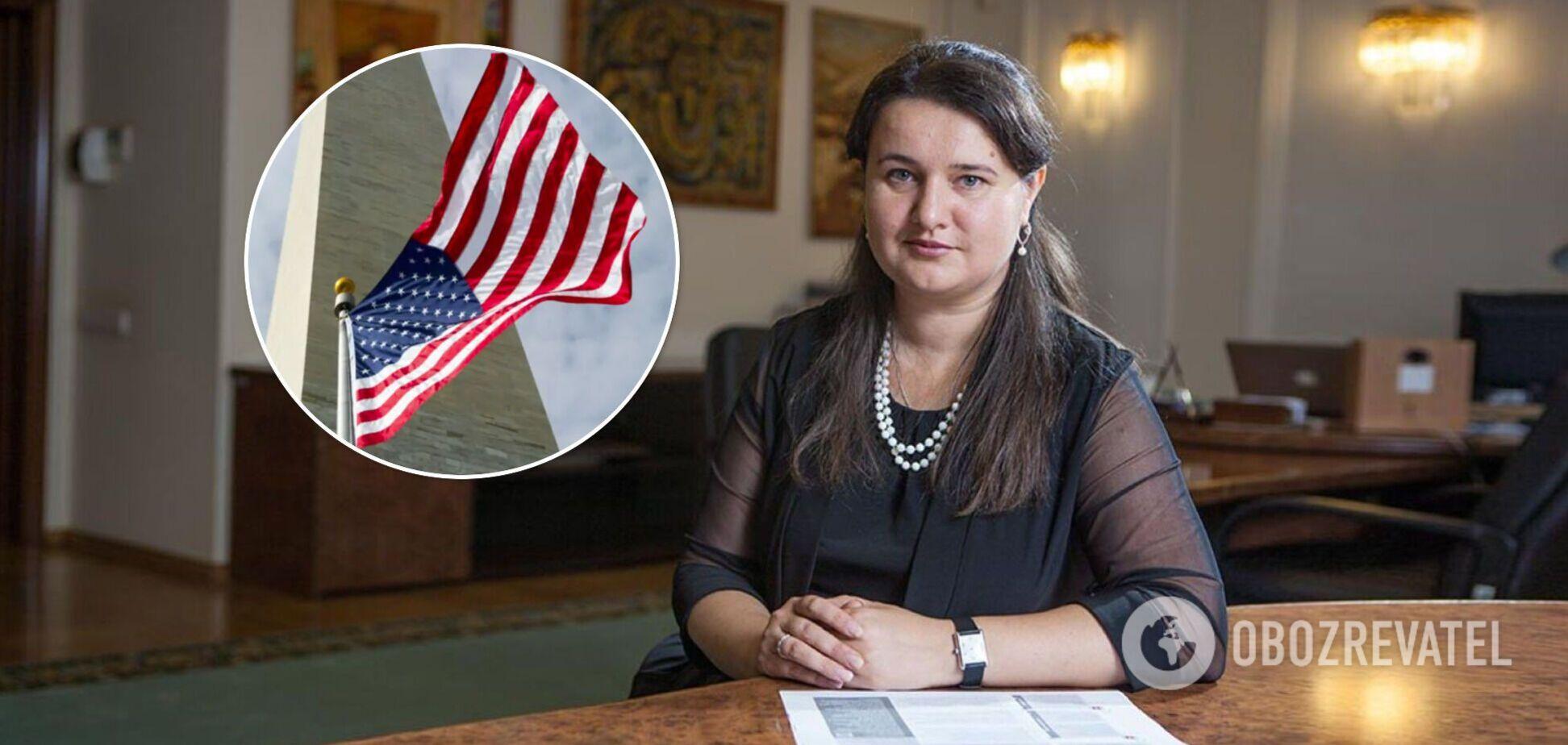 Оксана Маркарова стала послом України в США