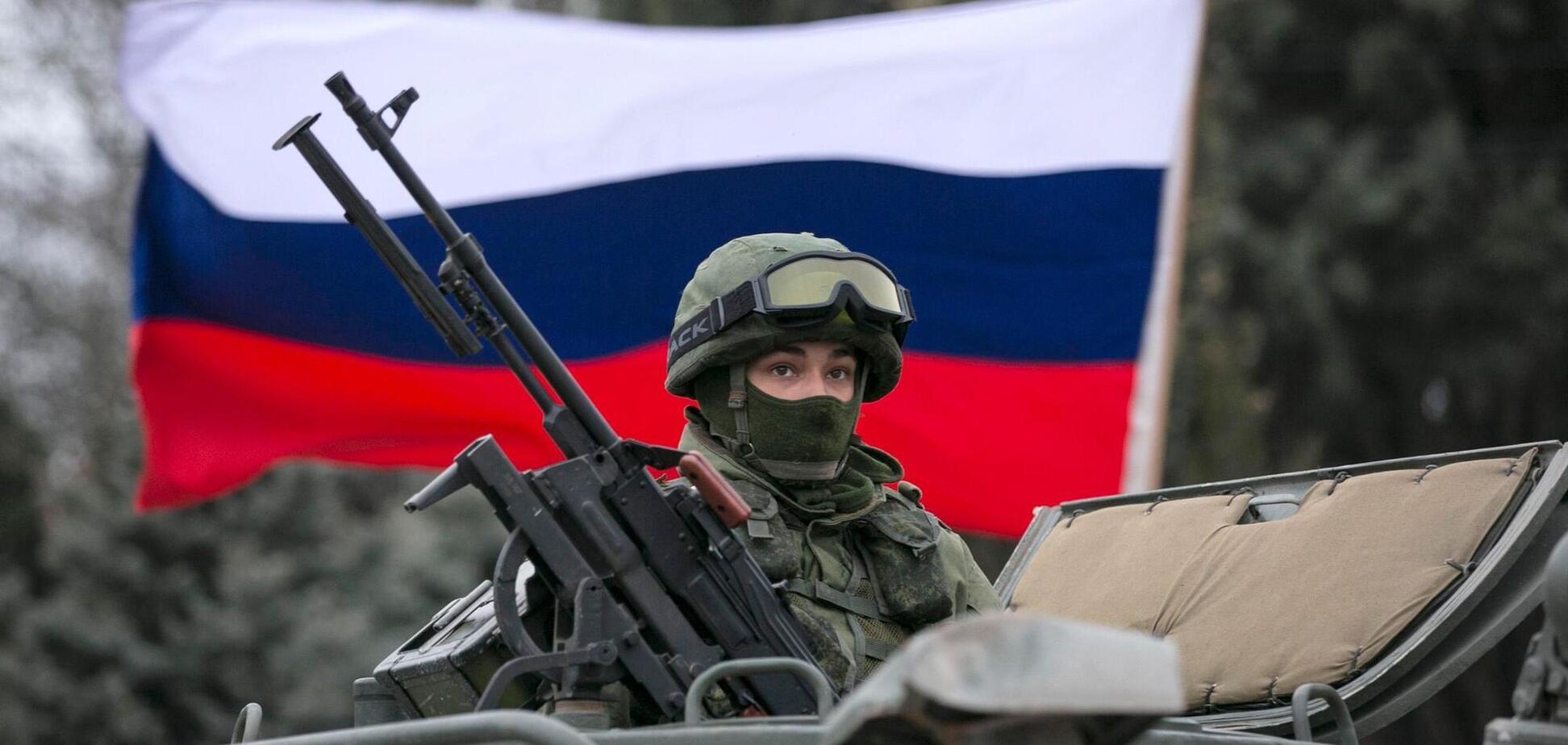 У ЗСУ назвали кількість російських військових в окупованому Криму