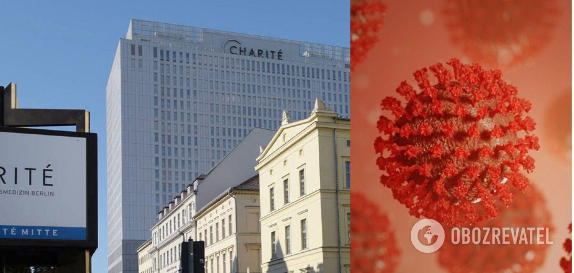 'Шаріте' перевірила, чи є в Україні нові штами COVID-19