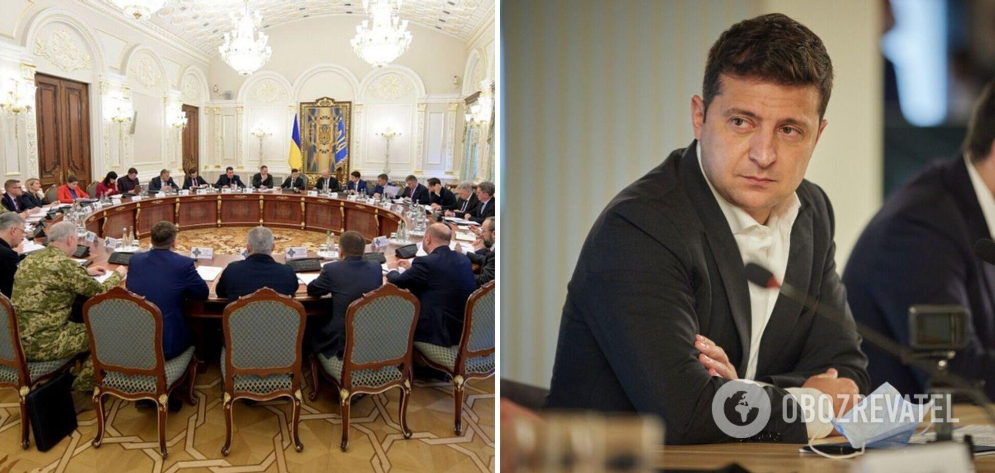 У Зеленского заявили, що санкції РНБО ускладнять життя зрадникам і позбавлять їх грошей