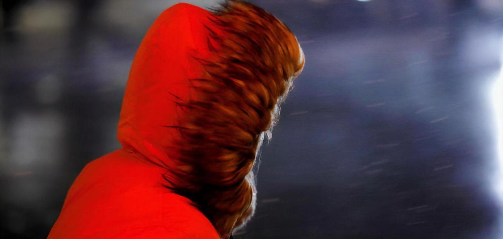Пориви вітру можуть досягати штормових