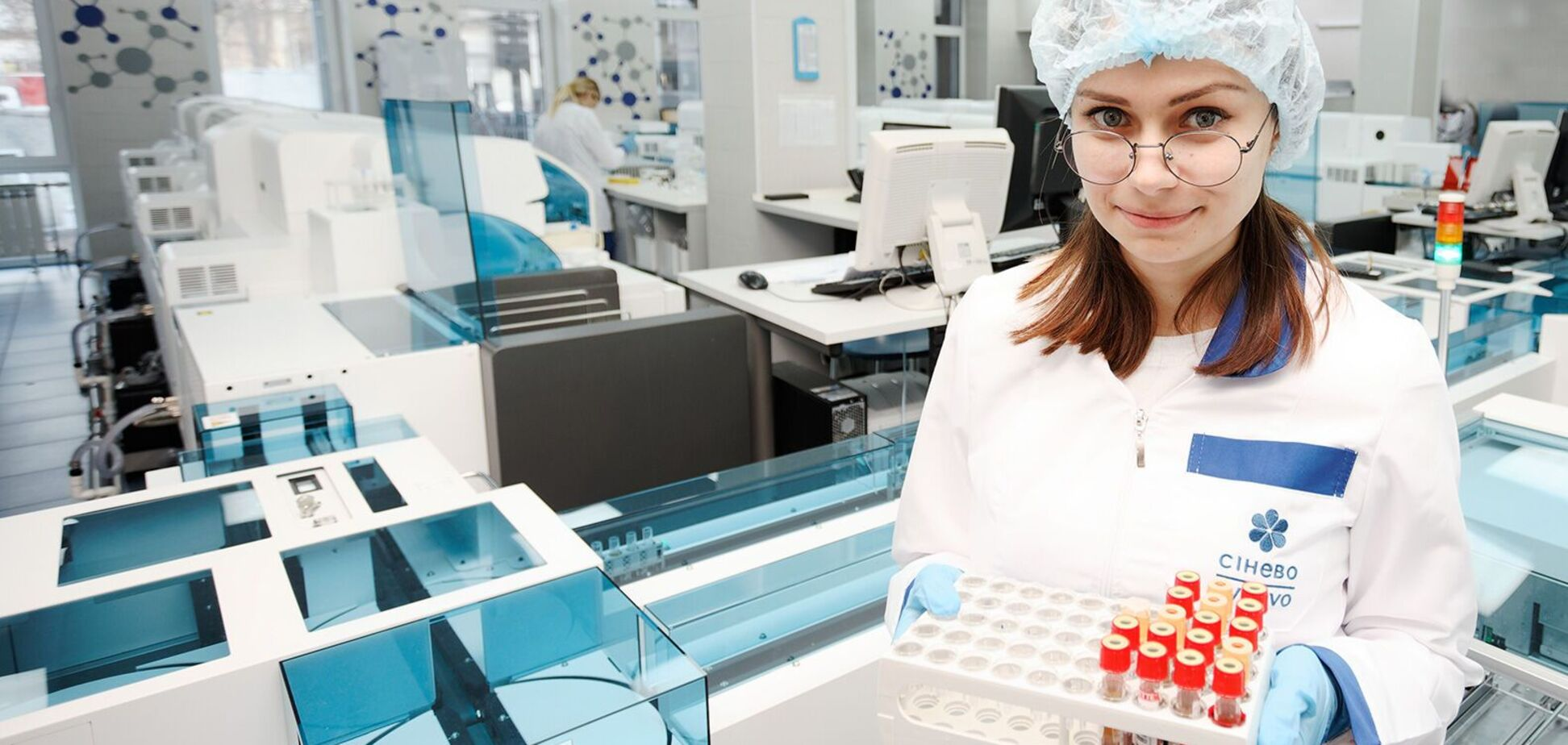 Синэво – номер один среди всех частных лабораторий