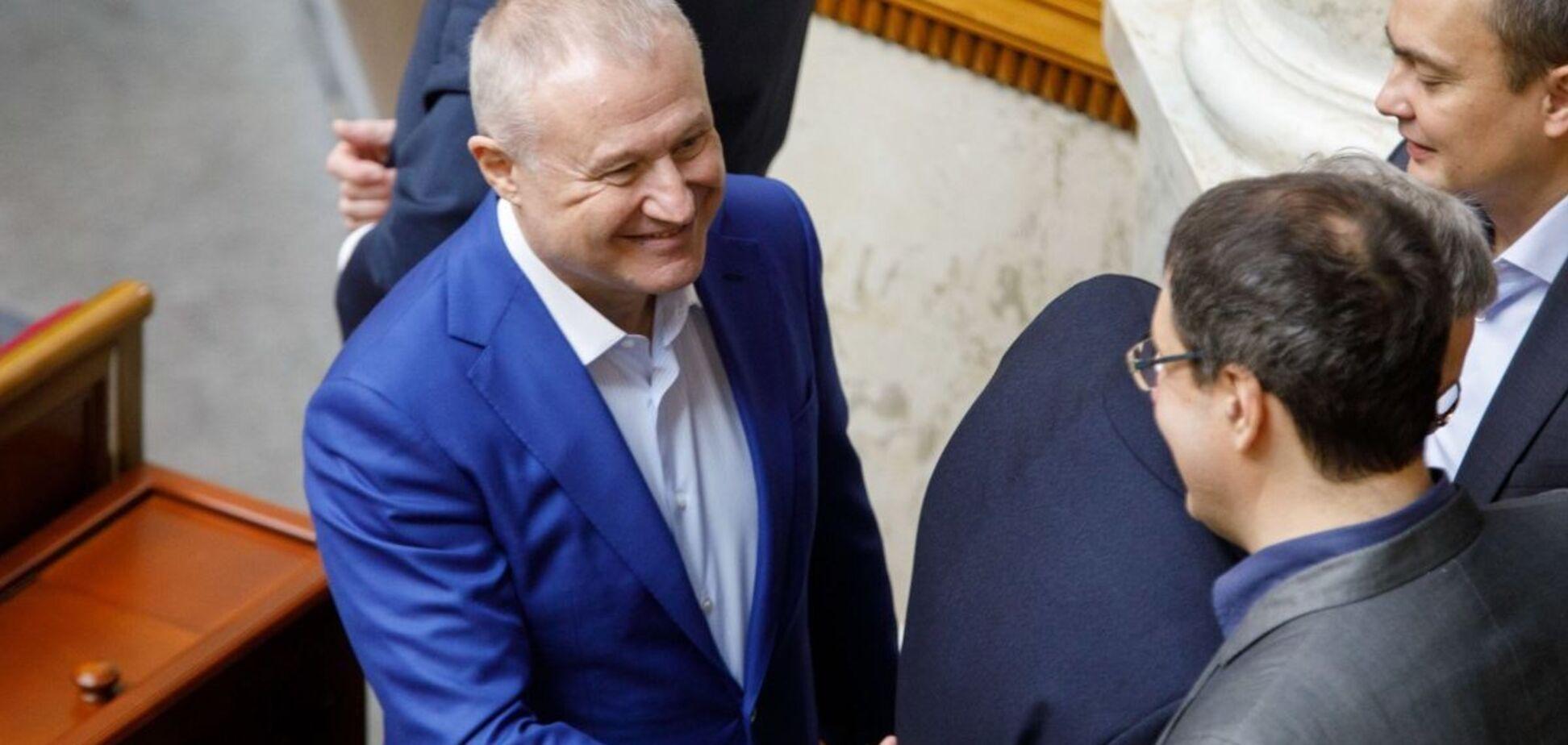 Гордон запевнив, що Суркіс не голосував у Раді проти Майдану