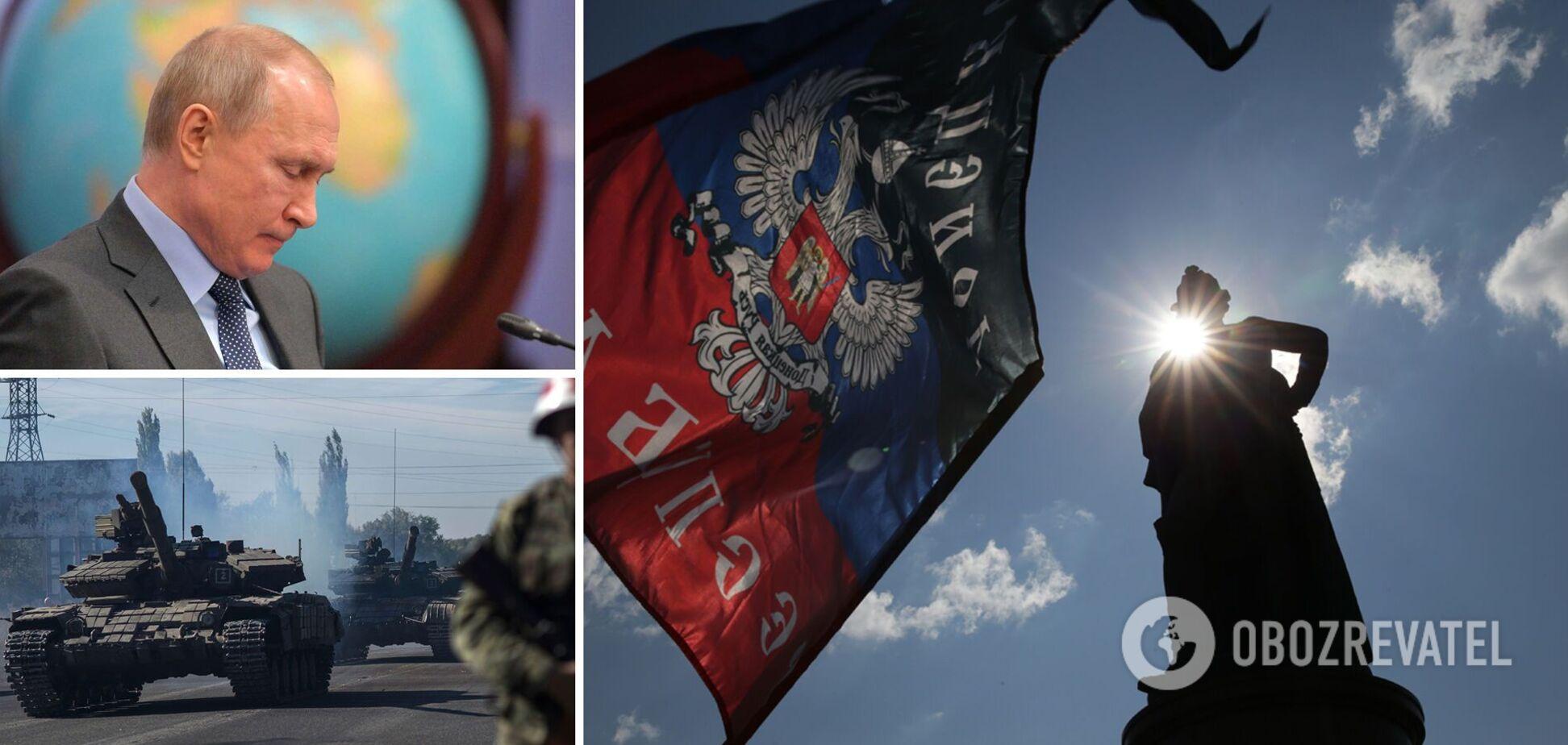 Гармаш: объединение 'ДНР' и 'ЛНР' поможет Украине освободить Донбасс. Блиц-интервью
