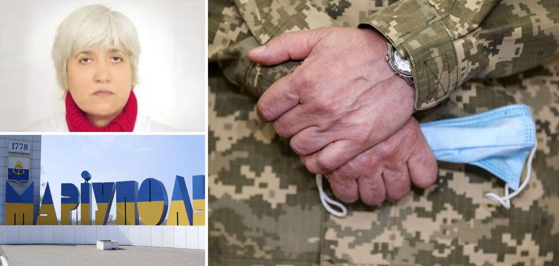 В Мариуполе пытаются замять скандал с врачом, который назвал украинского военного убийцей: новые детали