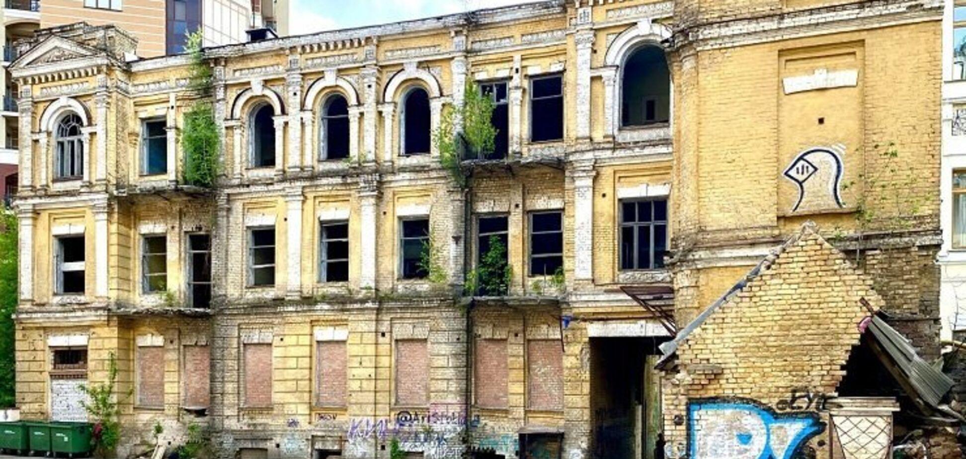 Мінкульт судитиметься з Міноборони через будинок Сікорського в Києві