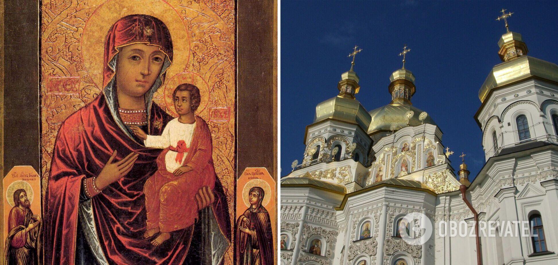 Віленська ікона Божої Матері могла бути написаною за життя Спасителя