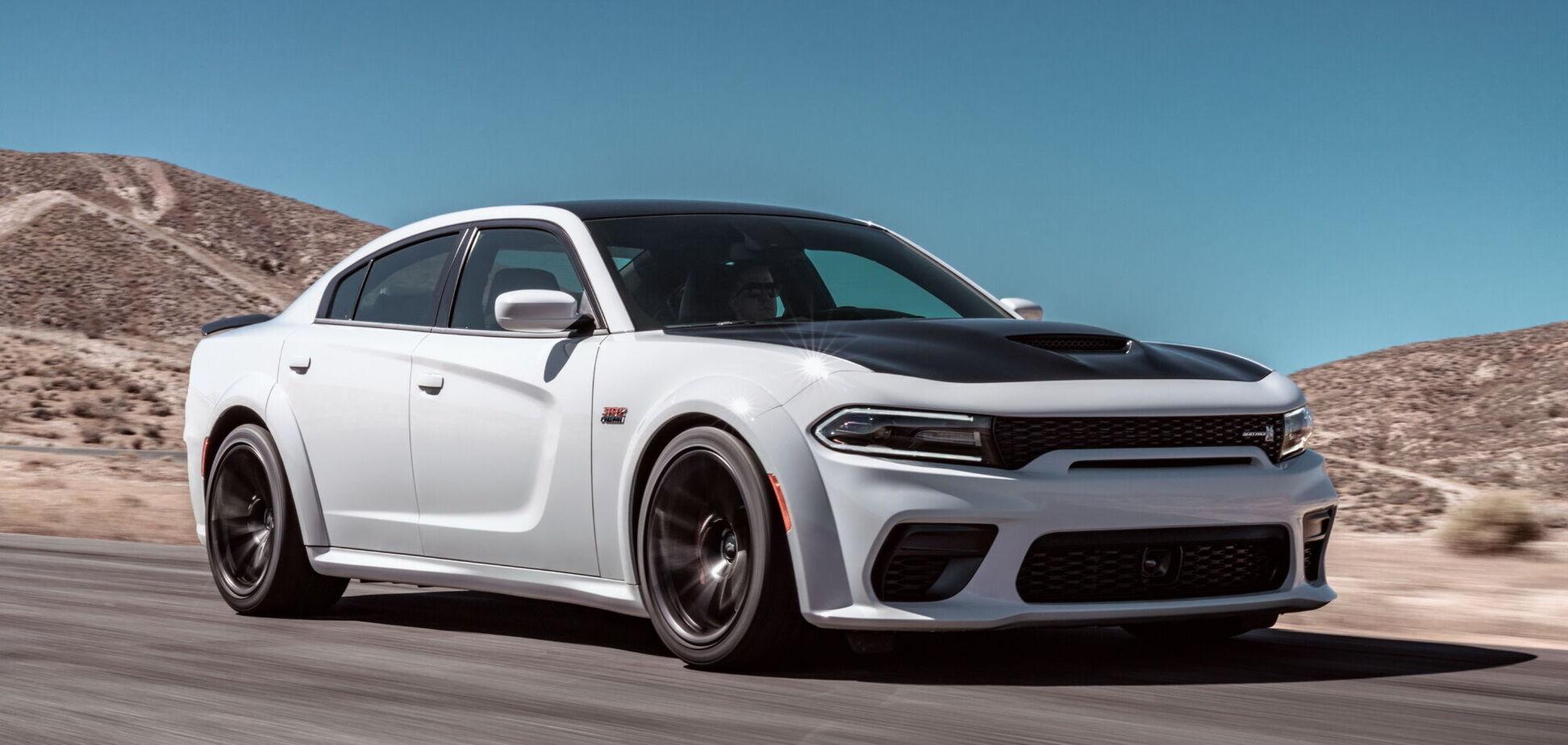 Dodge Charger попал в список самых угоняемых авто в США