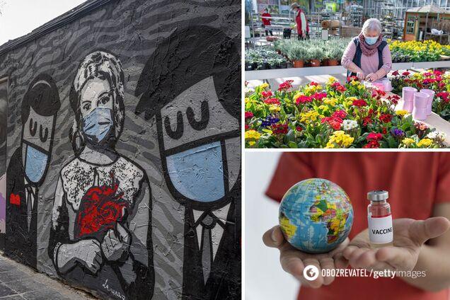 Хроника коронавируса 28 февраля: Украина стала 5-й по приросту больных, Европа усиливает карантин