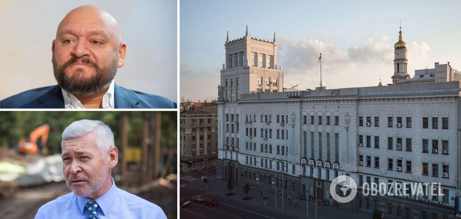 Названы основные кандидаты на пост мэра Харькова