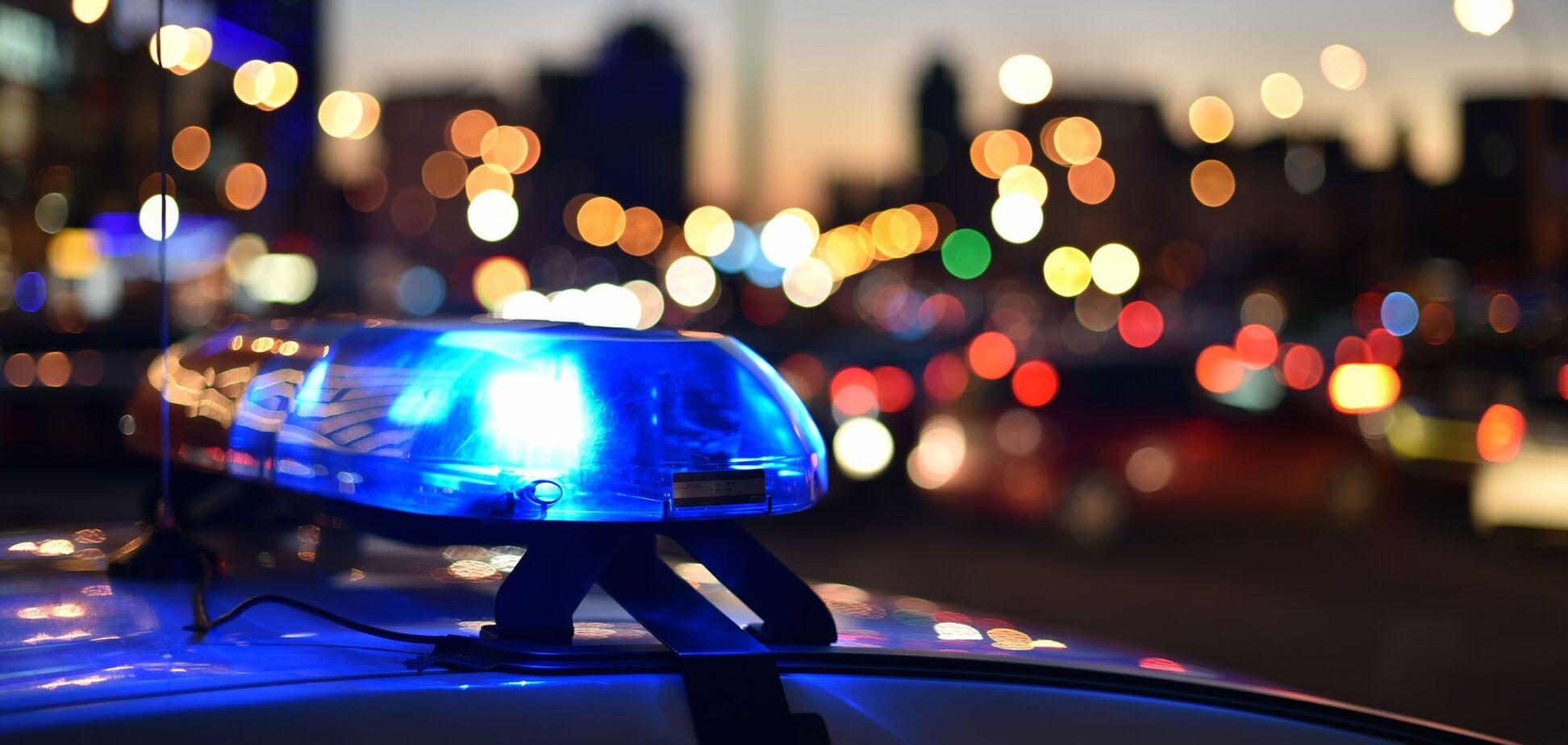 Поліція встановлює деталі та причини аварії