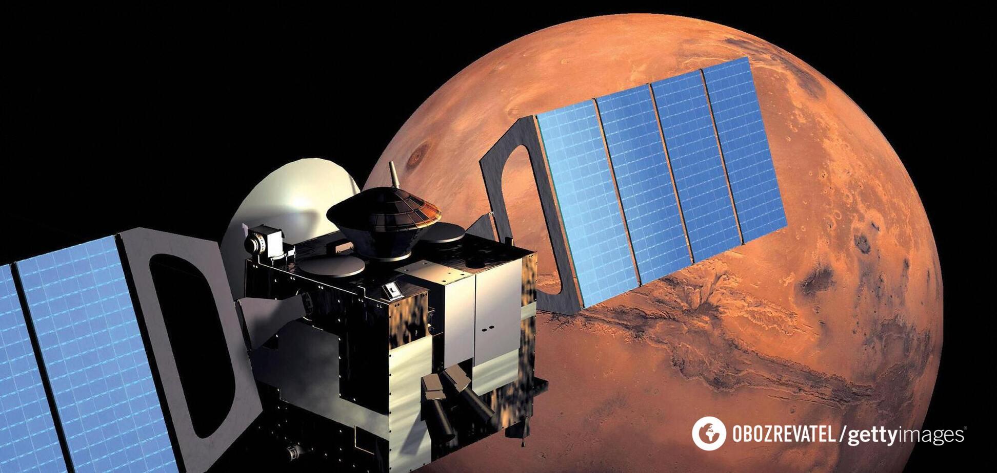 Вчені розповіли про спільного предка супутників Марса