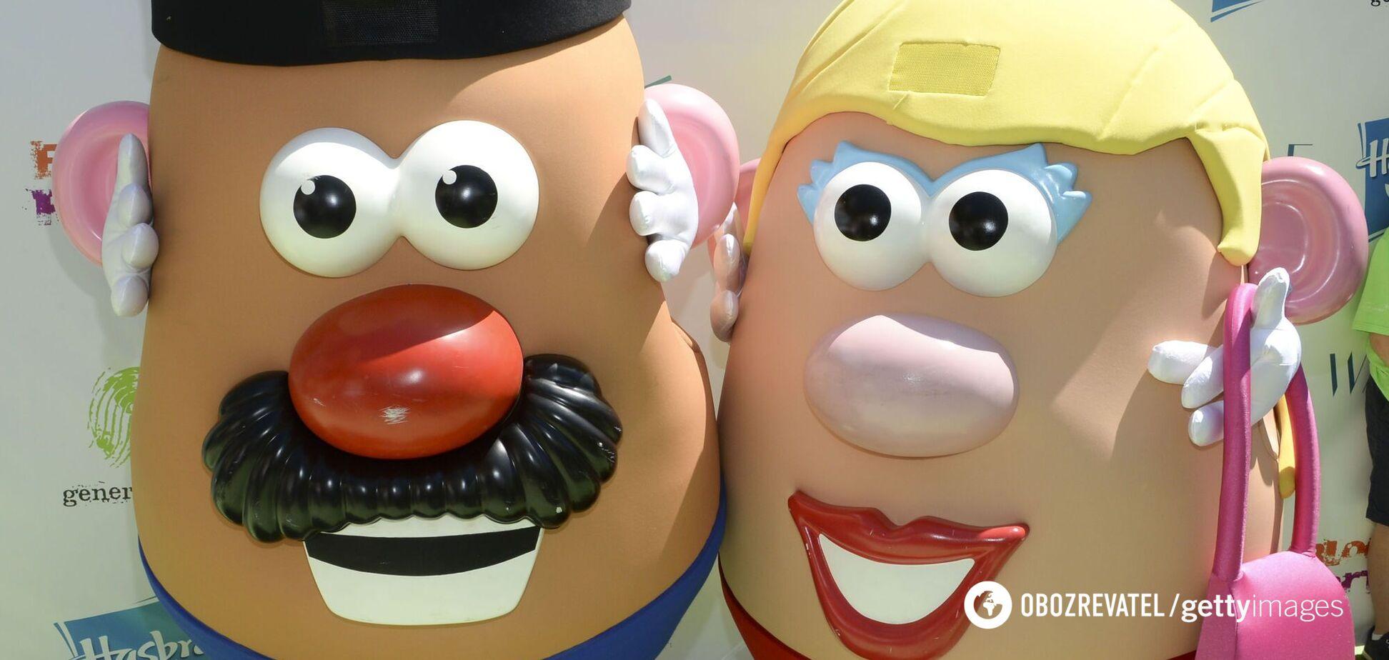 Популярна іграшкова картопля Hasbro стала гендерно-нейтральною