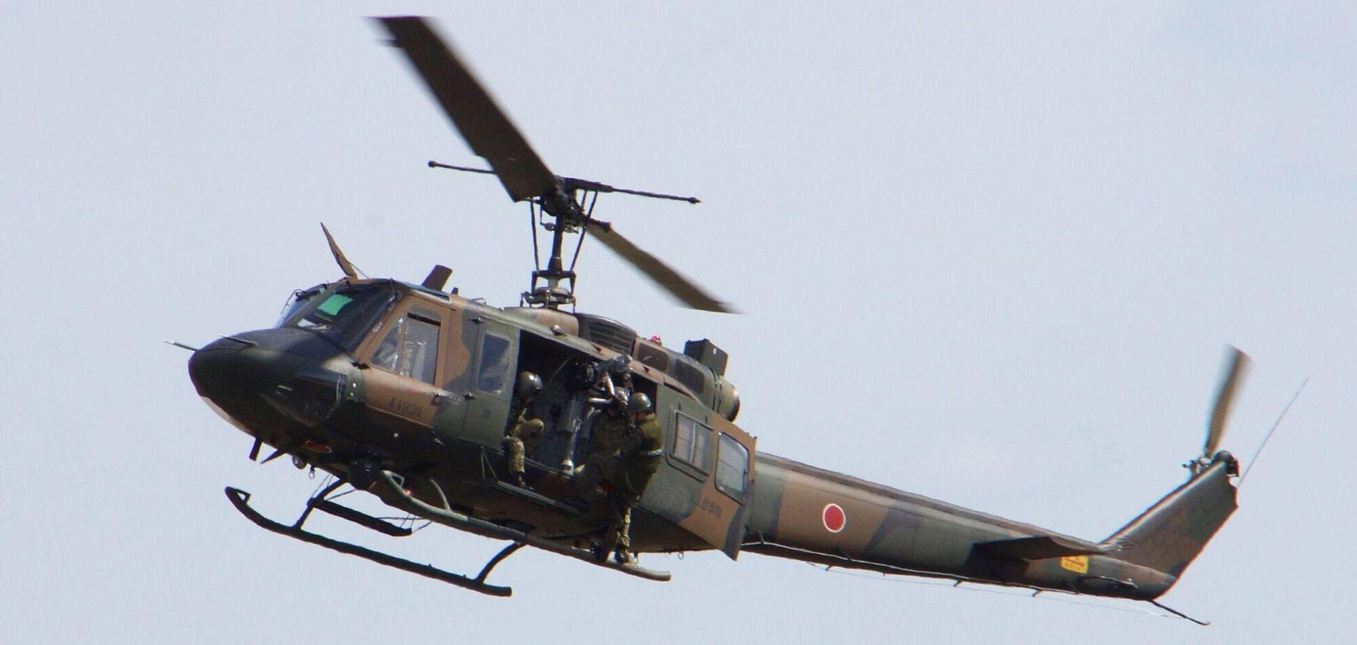 В Украине будут собирать легендарные американские военные вертолеты