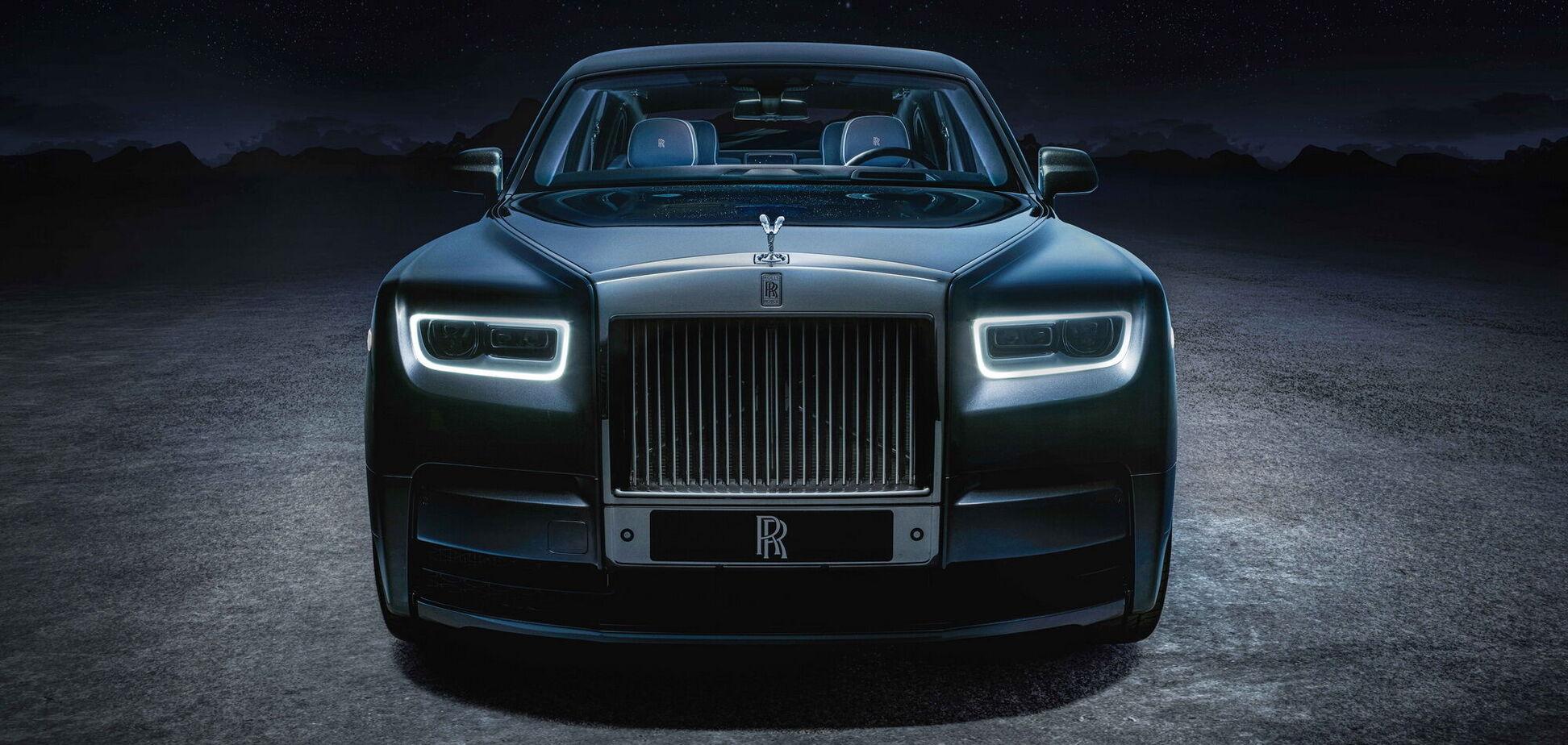 Rolls-Royce створив 'космічну' версію Phantom Tempus