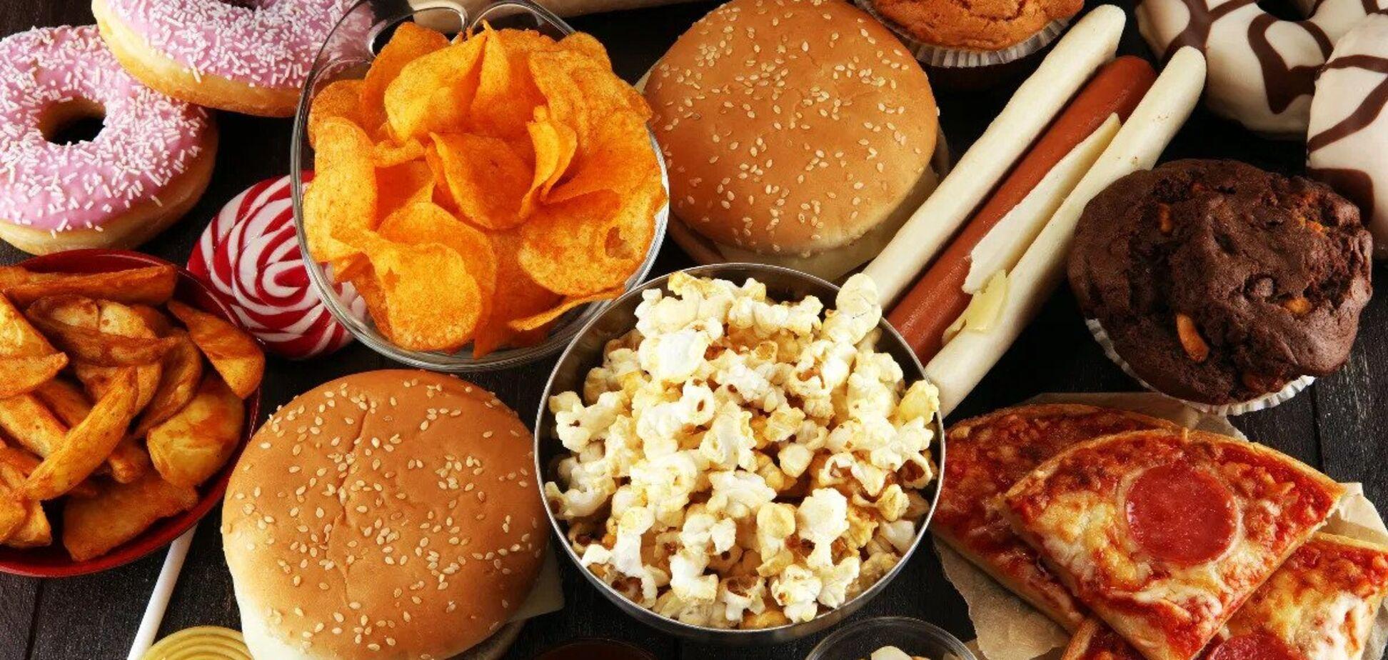 9 найшкідливіших продуктів за версією вчених